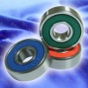 608 2RS precision deep groove ball bearing