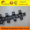 A series ansi standard attachment roller chains