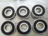 Chrome steel 6005-2RS item Deep Groove Ball Bearing