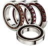 Chrome steel Angular contact ball bearing