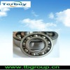 Chrome steel angular contact ball bearing 7034/P4
