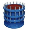 Detachable Double Flange Power Delivery Joint