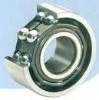 Double-Row Angular Contact Ball Bearings with Double Inner Rings 4936X3