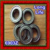 HRB 6903Z deep groove ball bearing (China brand)