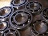 High precision 6817 Deep groove ball bearings