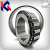 Hot sealed tapered roller bearing