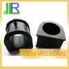 Molded EPDM automotive rubber damper