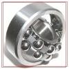 Precision self-aligning ball bearings