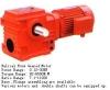 S Series Helical Worm Gear box/ reducer/ gear motor