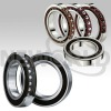 SKF Single row angular contact ball bearings