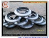 Single corrugation annular metal bellows expansion joint