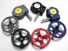 Small Worm Gearboxes for butterfly valve with handwheel