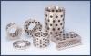 Solid bronze or steel bushings Die parts bushing ring heavy equipment bearings bushings