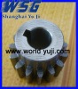 Transmission steel helical gear