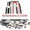 U type rubber sealings
