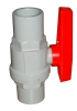 """XE"" PVC Plastic Two Pieces Ball Valve"