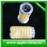 Yellow/white zirconia pulley