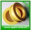 Yellow zirconia wire drawing ceramic ring