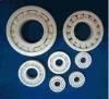 ZrO2 full ceramic deep groove ball bearing 698