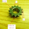 chains matched precision machinery sprocket