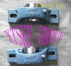 chrome steel pillow block ball bearings UCP 205 206 207 209