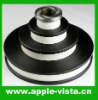 combined zirconia ceramic wire step pulley
