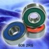 deep groove ball bearing 608 2RS