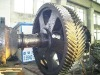 manufacturing huge hard tooth surface gears