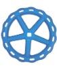 operated lacunal pressure valve handwheel