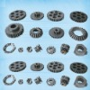 powder metallurgy gears for electrical tools and appliances