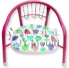 safe plastic baby chair mould