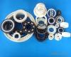 sealed hybrid ceramic deep groove ball bearing  6204-2RZTN9/HC5C3WTF1