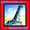 specialized production Angle belt conveyor,Dip angle belt conveyor