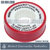 100% PTFE ISO9001 Certified 12mmx0.075mmx10m PTFE Thread Seal Tape