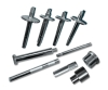 precision cnc machining shaft for fitness equipment